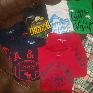 abercrombie kids Other - Boys lot of clothes